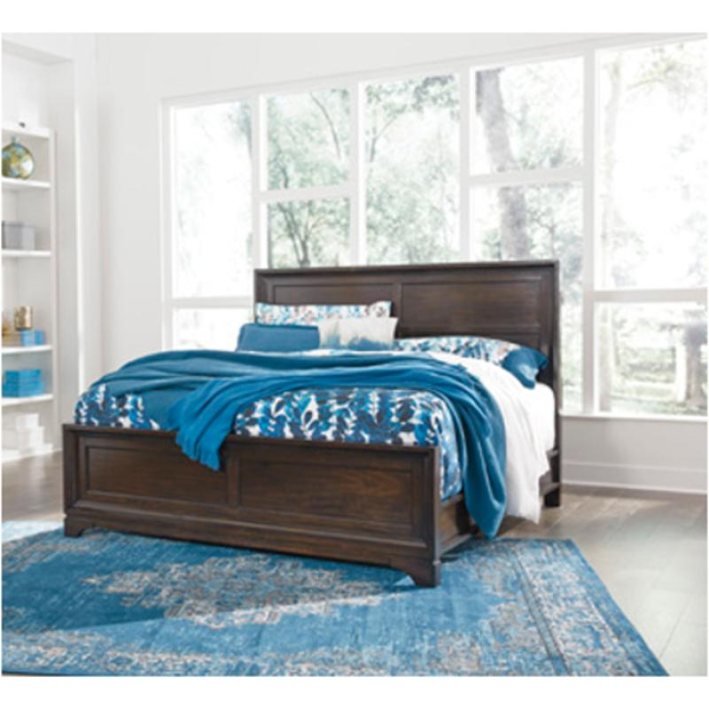 Ashley Furniture California: B637-58 Ashley Furniture Kolvey King/california King Panel Bed