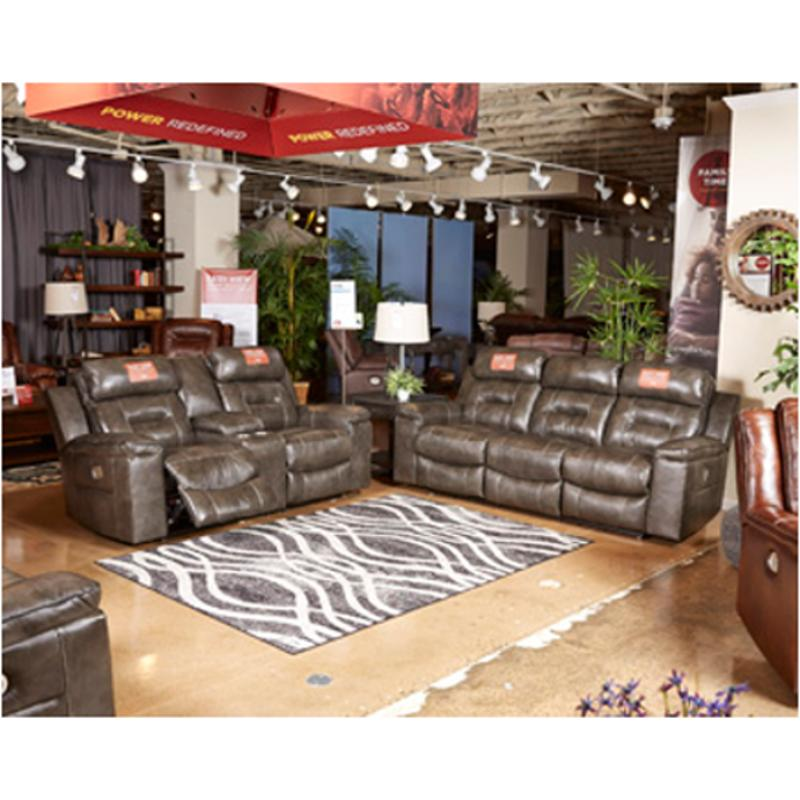 Swell U5010115 Ashley Furniture Pomellato Power Recliner Sofa With Adjustable Headrest Home Interior And Landscaping Mentranervesignezvosmurscom