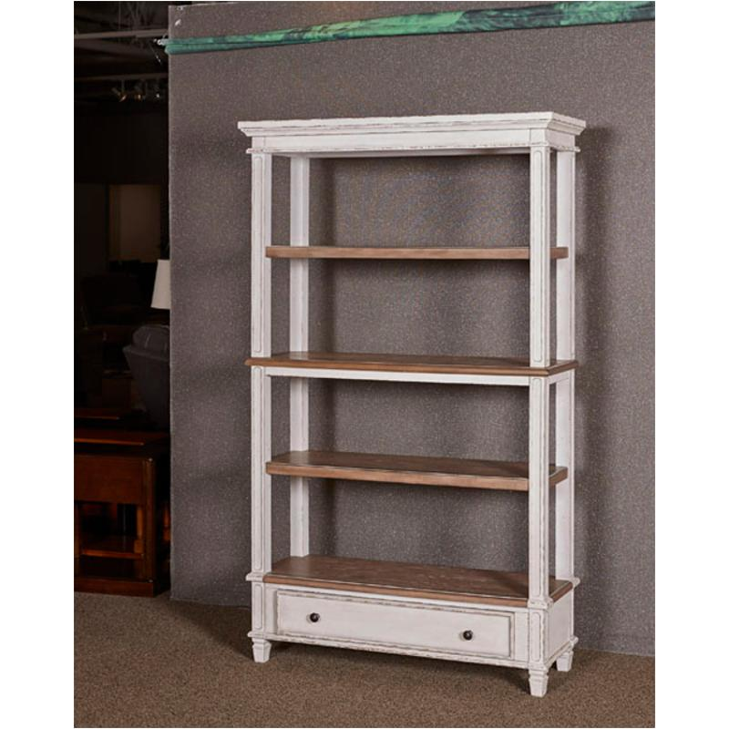 H743 70 Ashley Furniture Realyn Living Room Bookcase