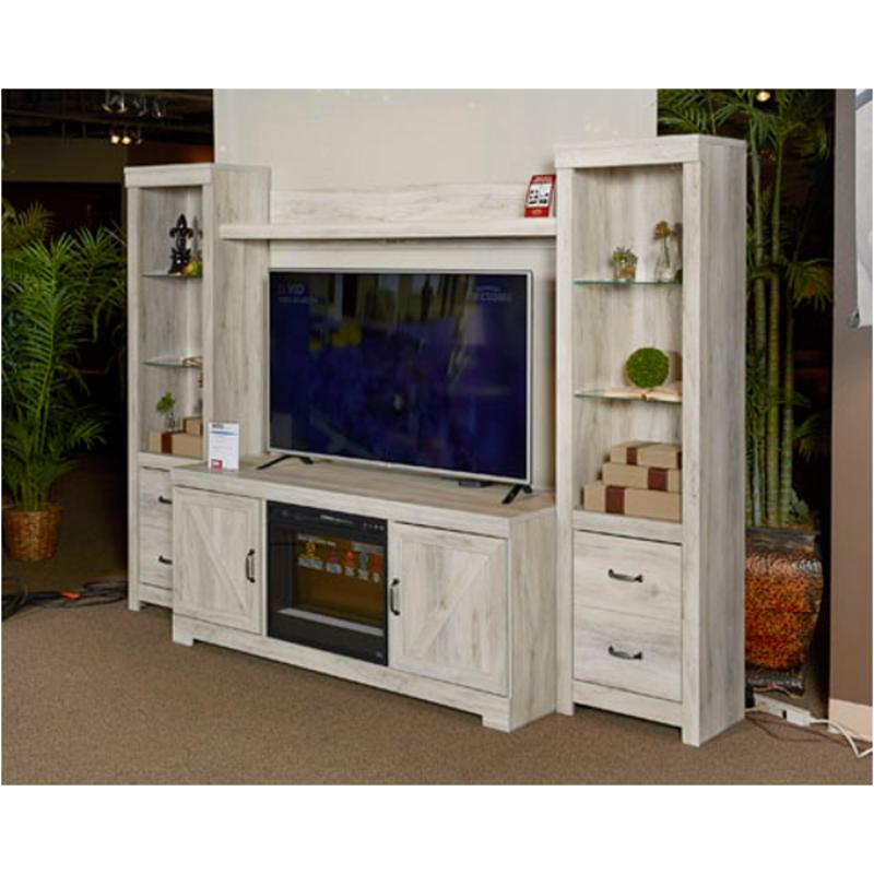 W331 24 Ashley Furniture Bellaby Home Entertainment Pier