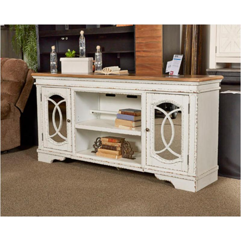 W743 68 Ashley Furniture Realyn Home Entertainment Tv Console