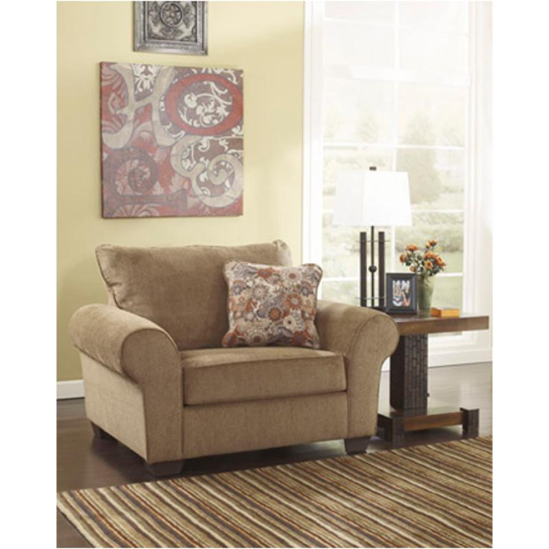 1170023 Ashley Furniture Galand Umber Chair And A Half
