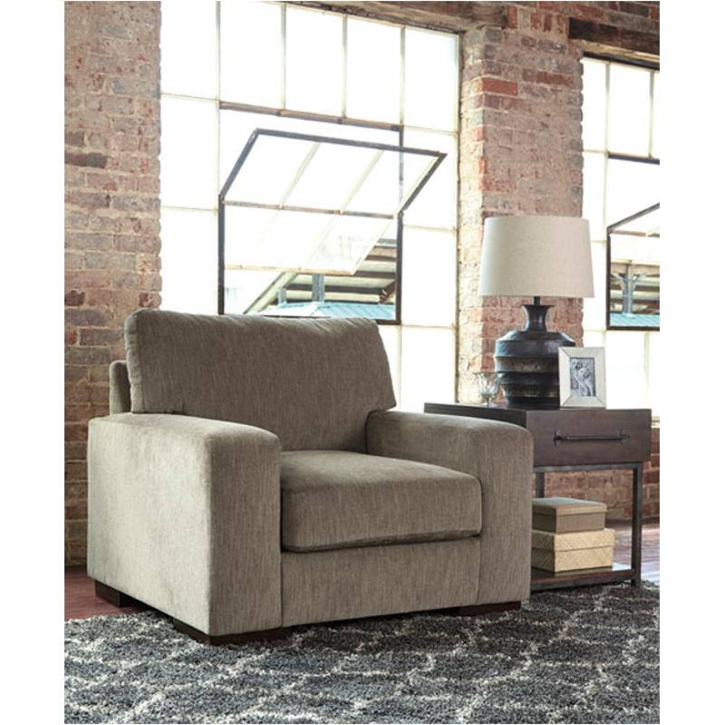 4010120 Ashley Furniture Entwine Smoke Living Room Chair