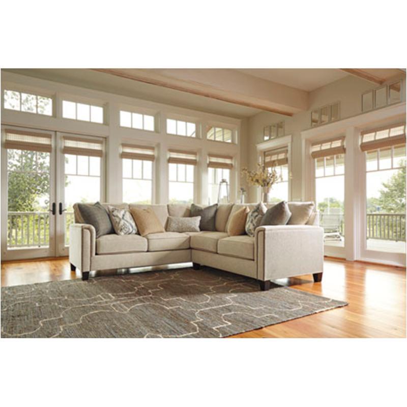 4070066 Ashley Furniture Kieman Living Room Sectional Laf Sofa
