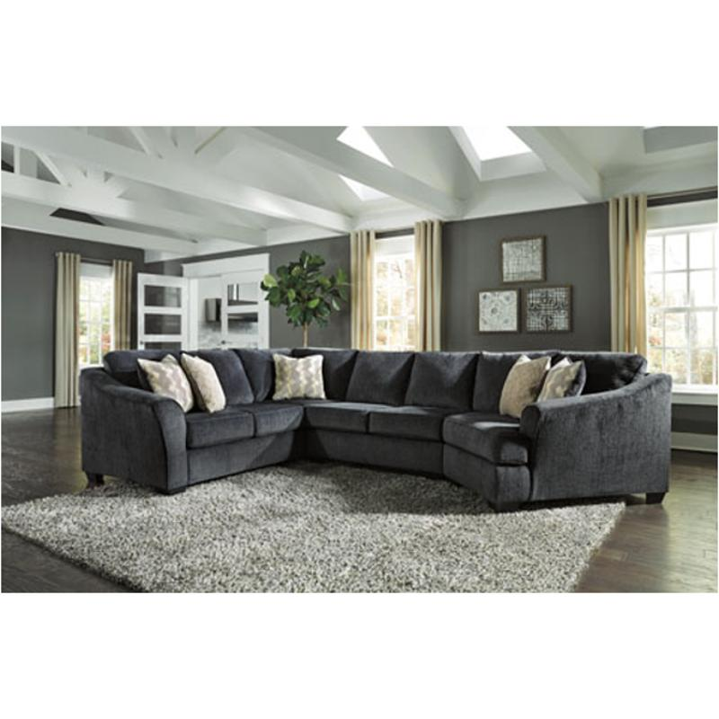 buy popular f1ec4 30b3a 4130348 Ashley Furniture Eltmann Laf Sofa With Corner Wedge