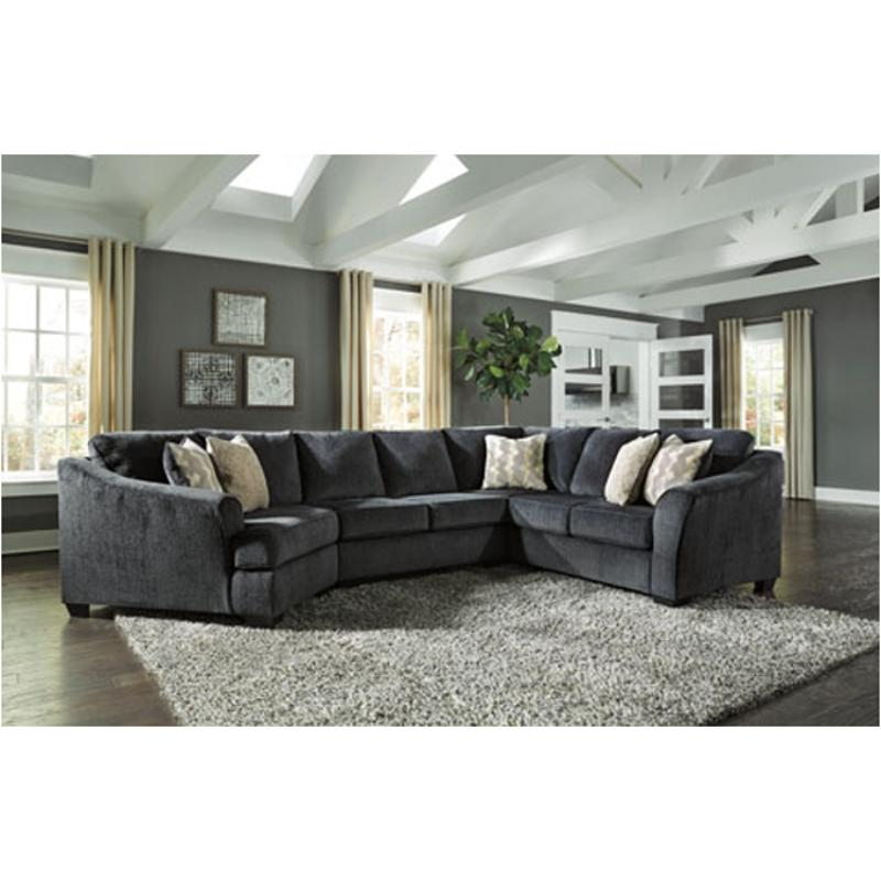4130349 Ashley Furniture Eltmann Raf Sofa With Corner Wedge