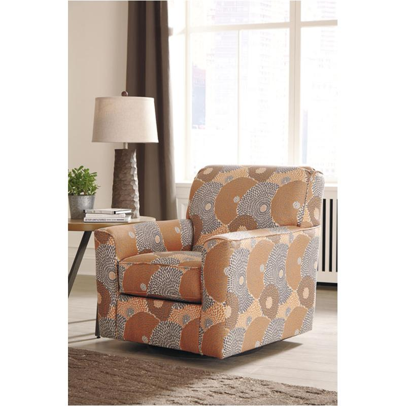 4170244 Ashley Furniture Benissa Living Room Swivel Accent