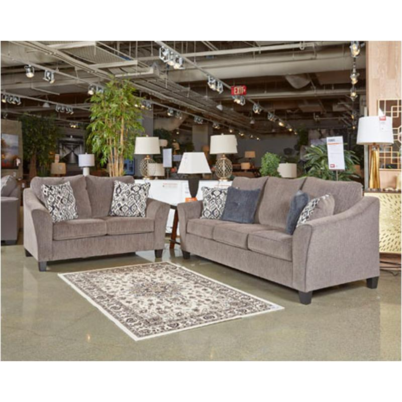 4580639 Ashley Furniture Nemoli Living Room Queen Sofa Sleeper