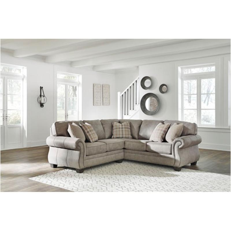 Ashley Home Furnature: 4870155 Ashley Furniture Olsberg Living Room Laf Loveseat