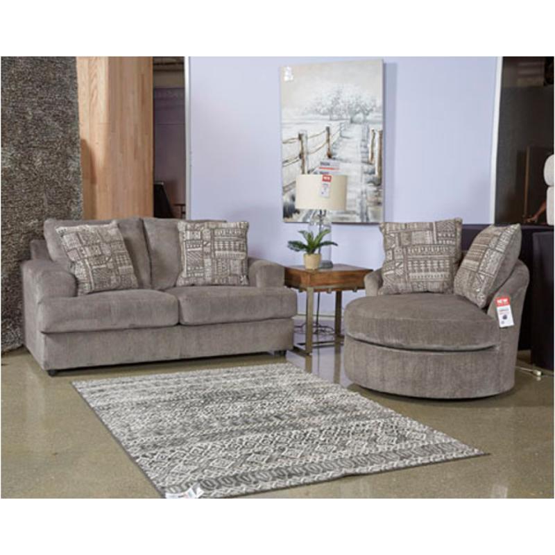 Ashley Furniture Soletren Ottoman: 9510338 Ashley Furniture Soletren Living Room Sofa