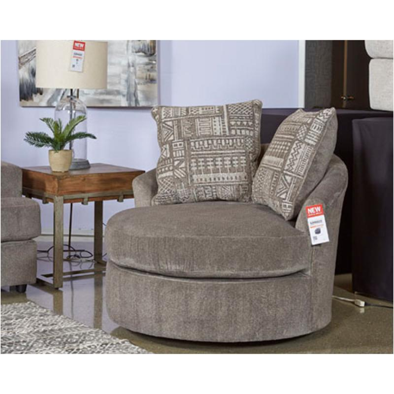 1050160 Ashley Furniture Kexlor Living Room Accent Chair: 9510344 Ashley Furniture Soletren Living Room Swivel