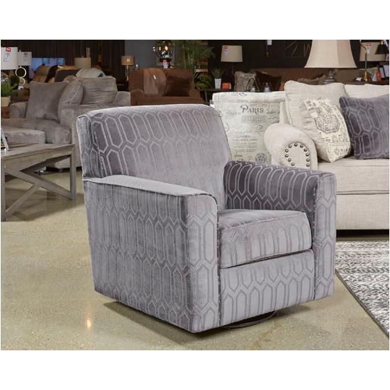 9770442 Ashley Furniture Zarina Living Room Swivel Accent Chair