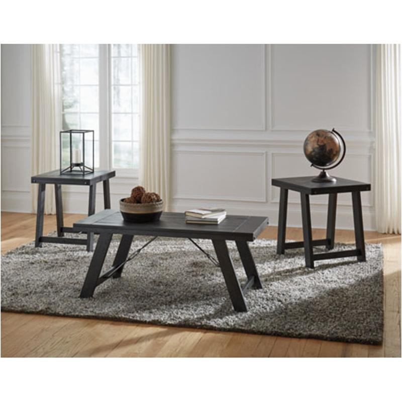 T351 13 Ashley Furniture Noorbrook Occasional Table Set