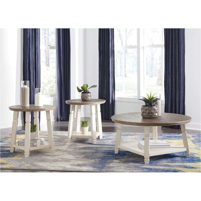 T377 13 Ashley Furniture Bolanbrook Occasional Table Set