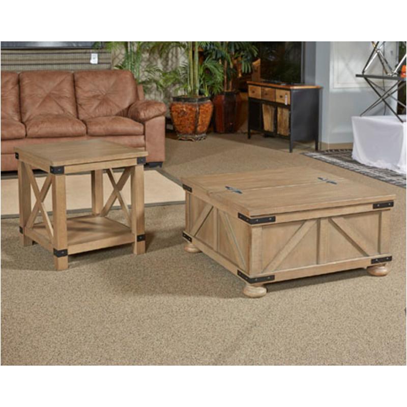 Ashley Furniture Circular: T457-3 Ashley Furniture Aldwin Living Room Rectangular End