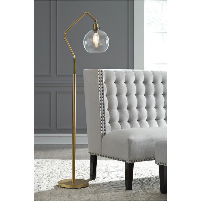 Fine L207151 Ashley Furniture Metal Floor Lamp Theyellowbook Wood Chair Design Ideas Theyellowbookinfo