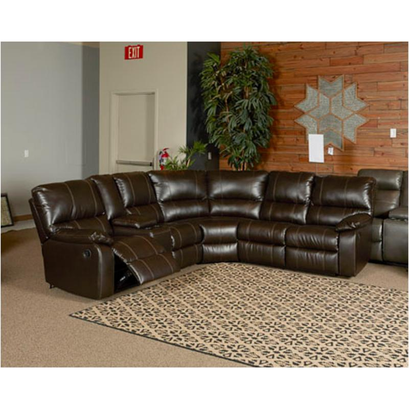 3400101 Ashley Furniture Warstein Laf Double Recliner Power Console Loveseat