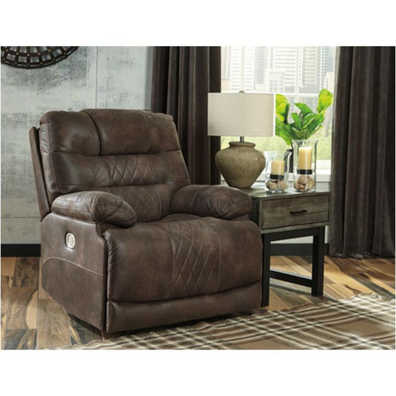 5430313 Ashley Furniture Welsford Power Recliner/adjustable Headrest