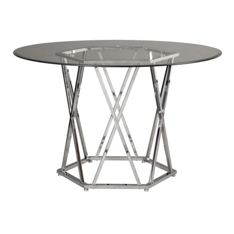 D275 15 Ashley Furniture Madanere Dining Room Dining Table