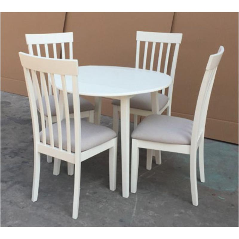 D318 15 Ashley Furniture Slannery Dining Room Table
