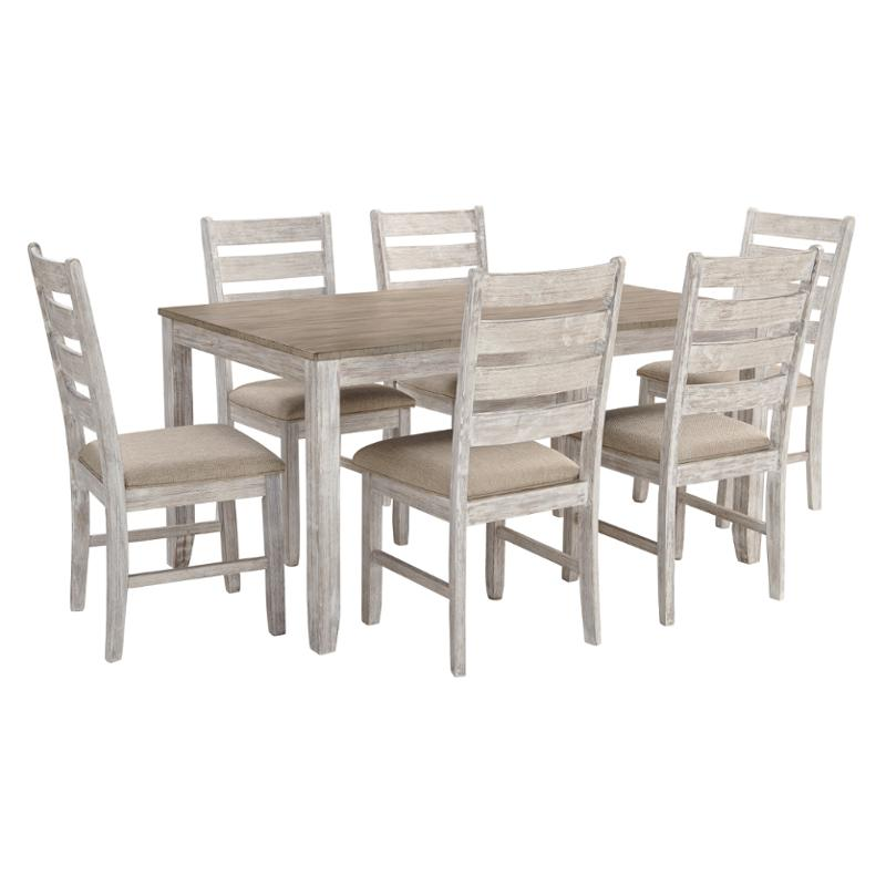 D394 425 Ashley Furniture Skempton Dining Room Dining Table