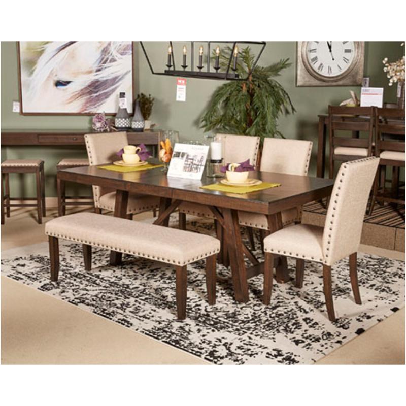 Groovy D397 00 Ashley Furniture Rokane Upholstered Dining Bench Ibusinesslaw Wood Chair Design Ideas Ibusinesslaworg