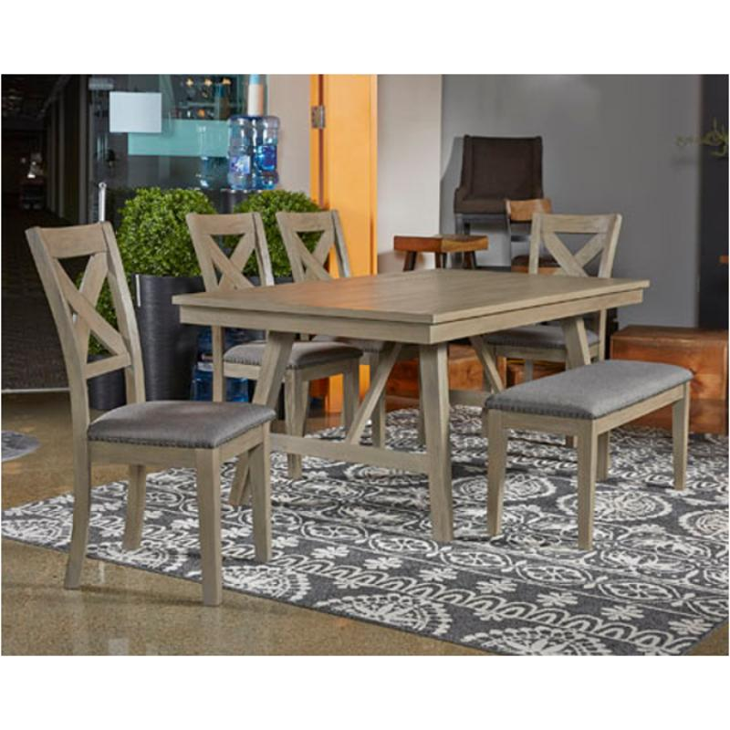 D617 45 Ashley Furniture Aldwin Rectangular Dining Room Table