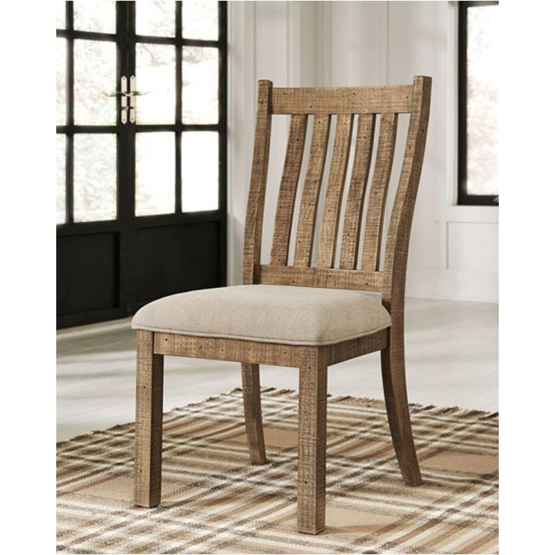 Ashley D754 05: D754-05 Ashley Furniture Grindleburg Dining Uph Side Chair