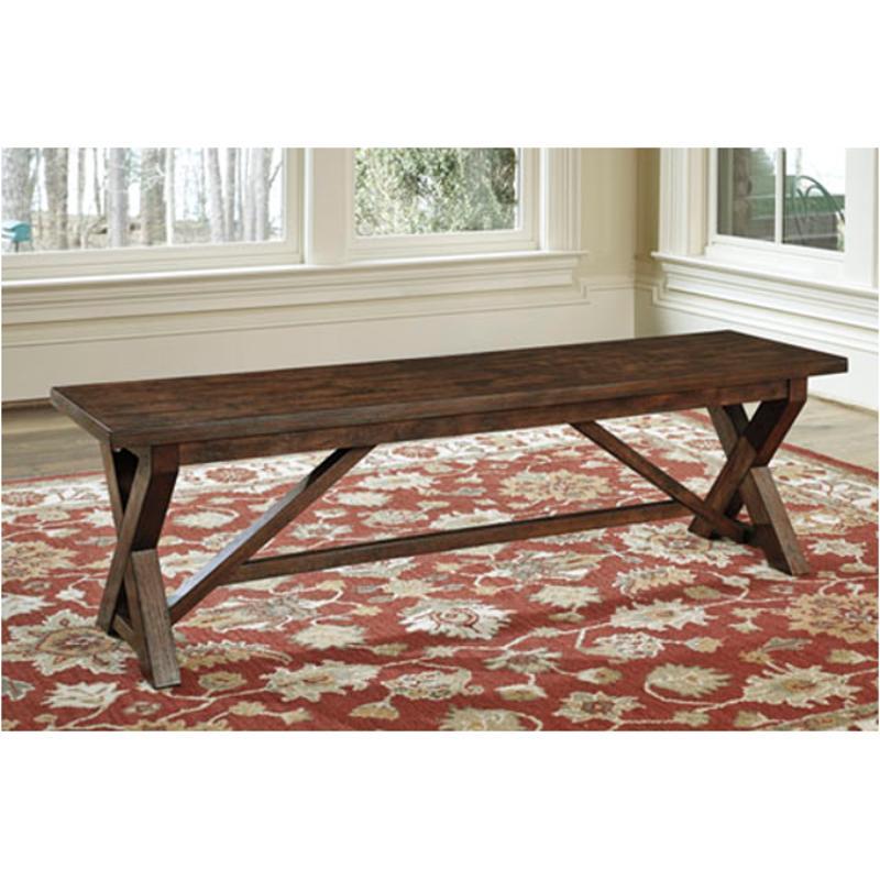 Ashley Furniture Mango Wood Coffee Table