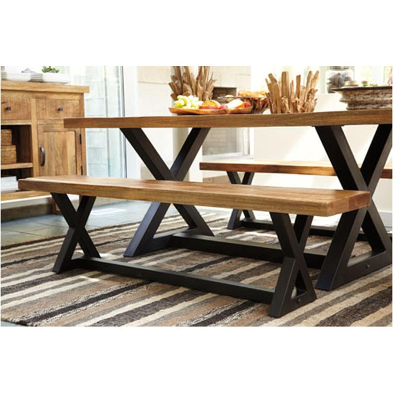Outstanding D673 00 Ashley Furniture Wesling Large Dining Bench Ibusinesslaw Wood Chair Design Ideas Ibusinesslaworg
