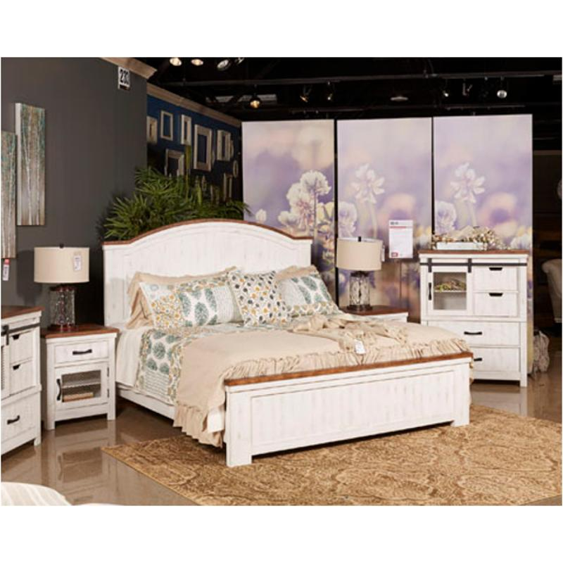 B549 57 Ashley Furniture Wystfield Bedroom Queen Panel Bed