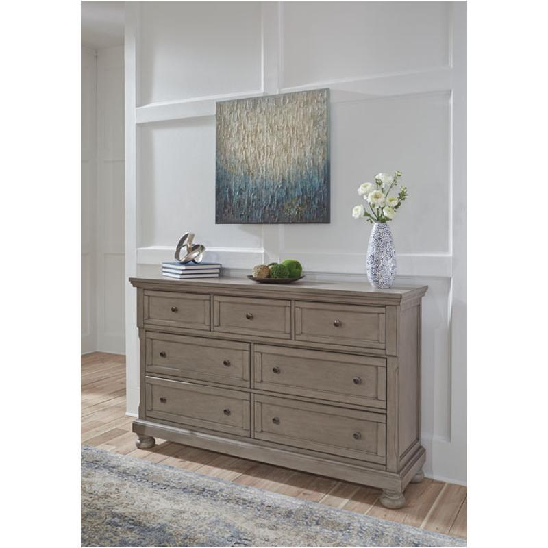 B733 31 Ashley Furniture Lettner Bedroom Dresser