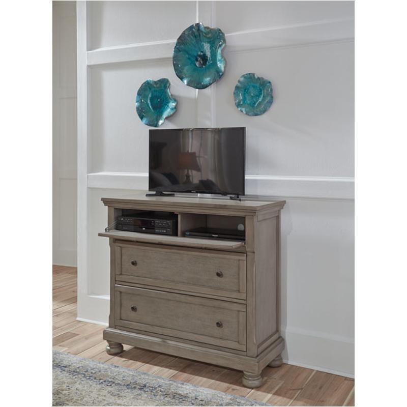 B733 39 Ashley Furniture Lettner Bedroom Chest