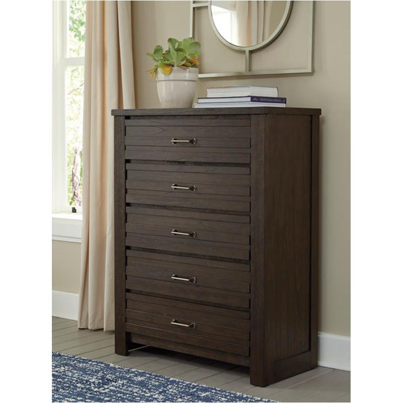 B574 46 Ashley Furniture Darbry 5 Drawer Chest