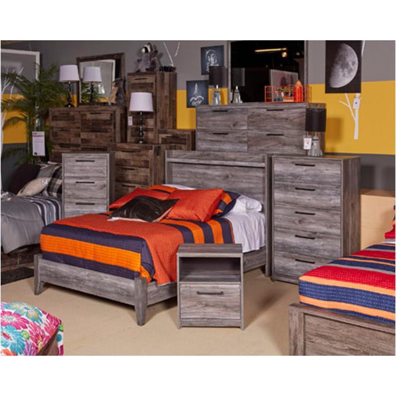 B221 52s Ashley Furniture Baystorm Twin Storage Footboard