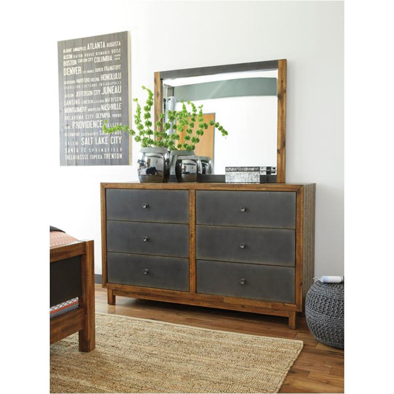 B630 36 Ashley Furniture Harlynx Bedroom Mirror