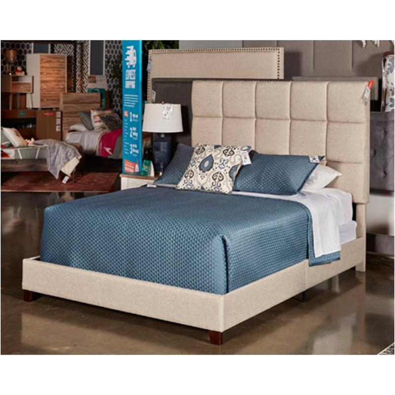 B130 681 Ashley Furniture Dolante Bedroom Queen Upholstered Bed