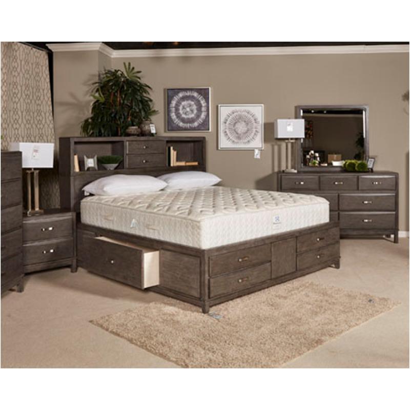 B476 65 Ashley Furniture Caitbrook Bedroom Queen Storage Bed