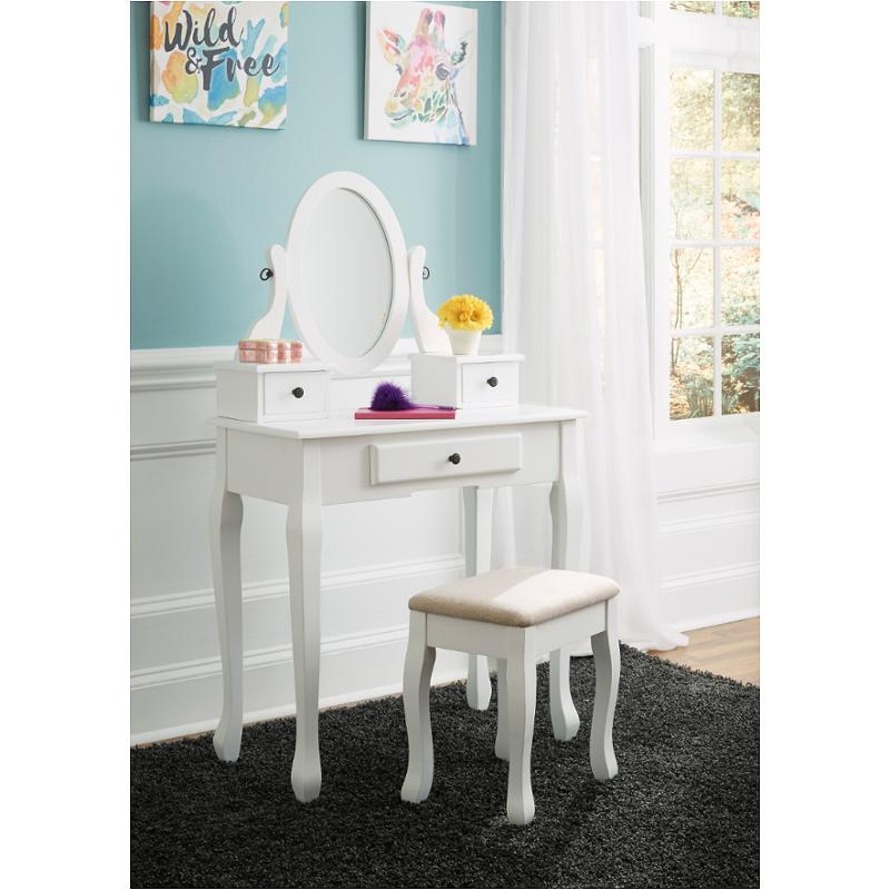 B502-22 Ashley Furniture Kaslyn Vanity/mirror/stool