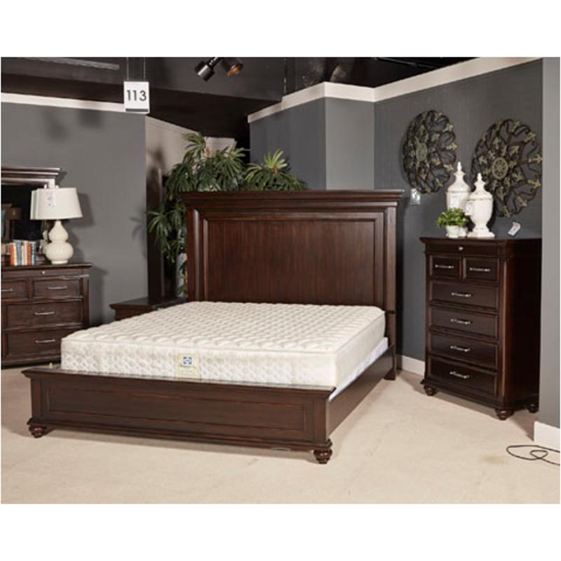 B788-58 Ashley Furniture King/california King Panel Bed