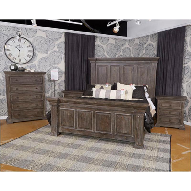 Ashley Furniture California: B813-58-ck Ashley Furniture King/california King Panel Bed Ck