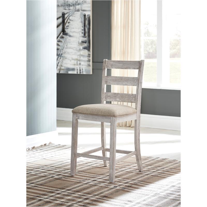 889b1fe619968 D394-124 Ashley Furniture Skempton Upholstered Barstool