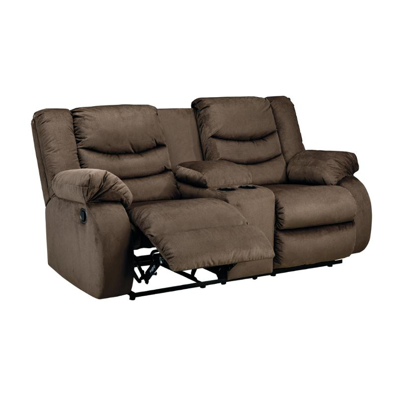 Fine 8310594 Ashley Furniture Chivington Double Recliner Loveseat With Console Caraccident5 Cool Chair Designs And Ideas Caraccident5Info