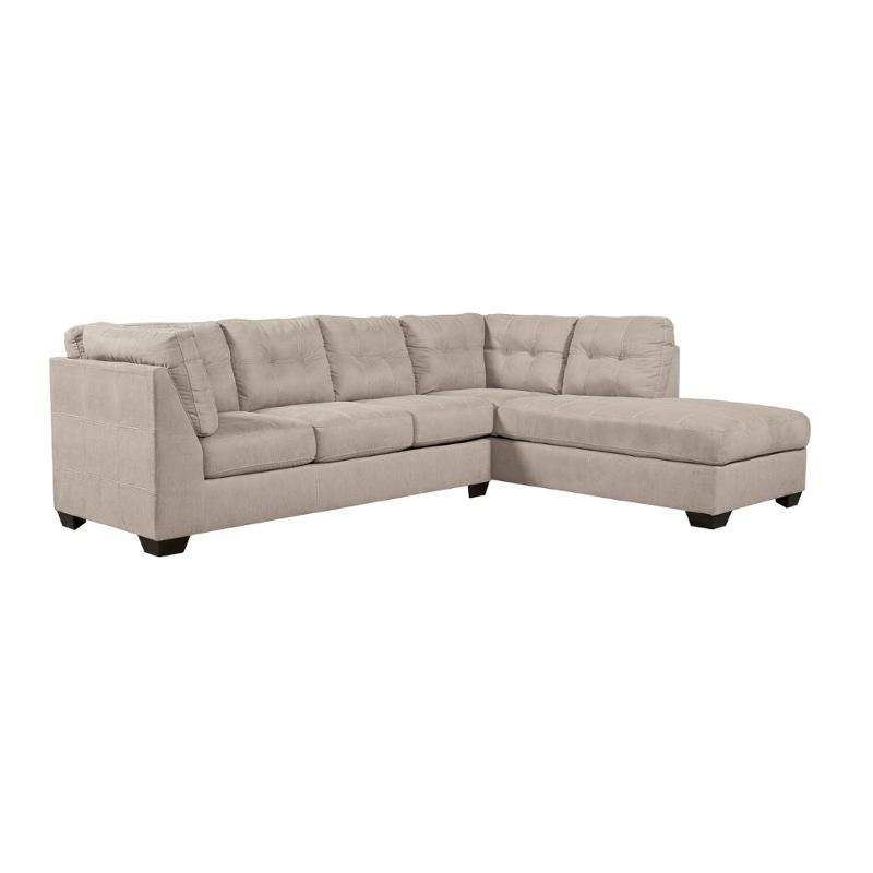detailed look 18390 3f844 3490466 Ashley Furniture Pitkin - Pebble Laf Sofa
