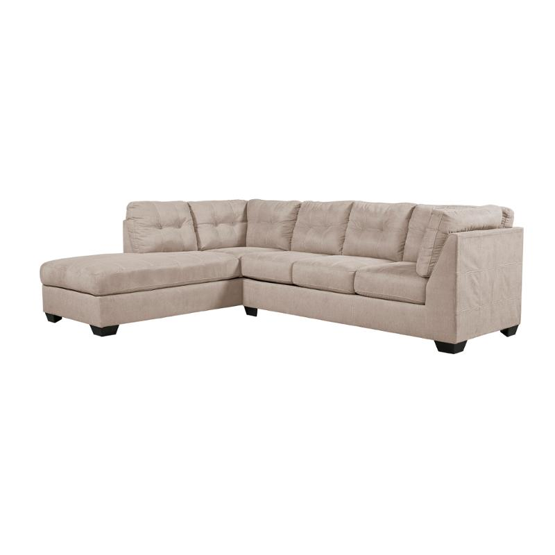 newest collection d7fca 48d9d 3490467 Ashley Furniture Pitkin - Pebble Raf Sofa