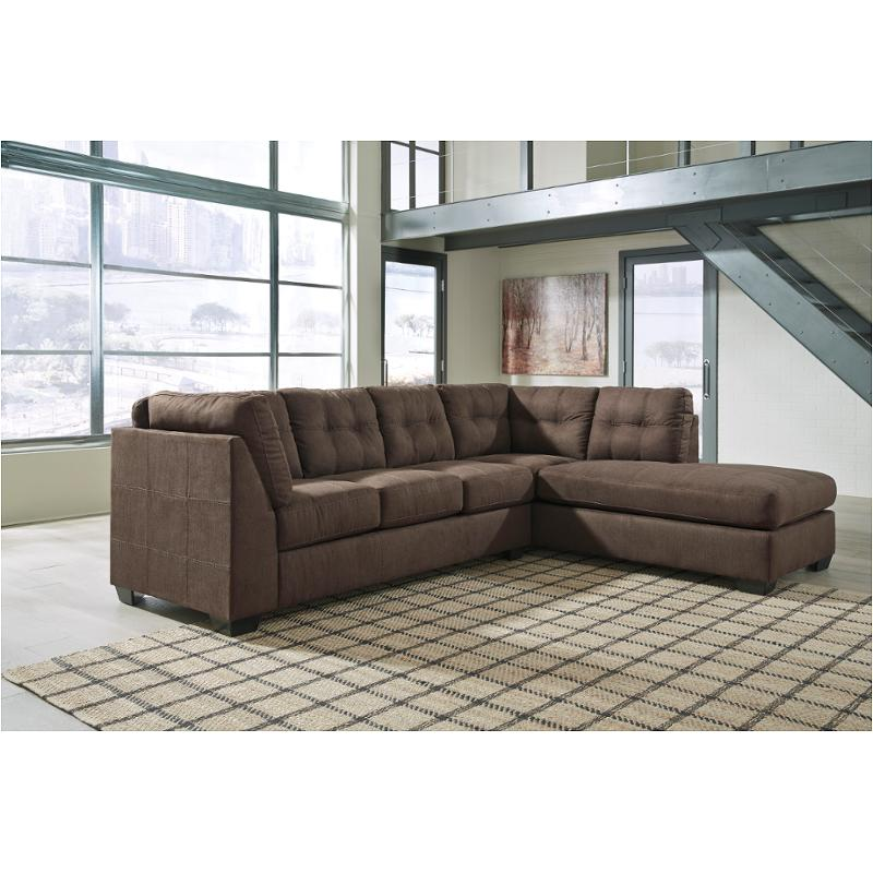 3490866 Ashley Furniture Pitkin Walnut Living Room Sofa