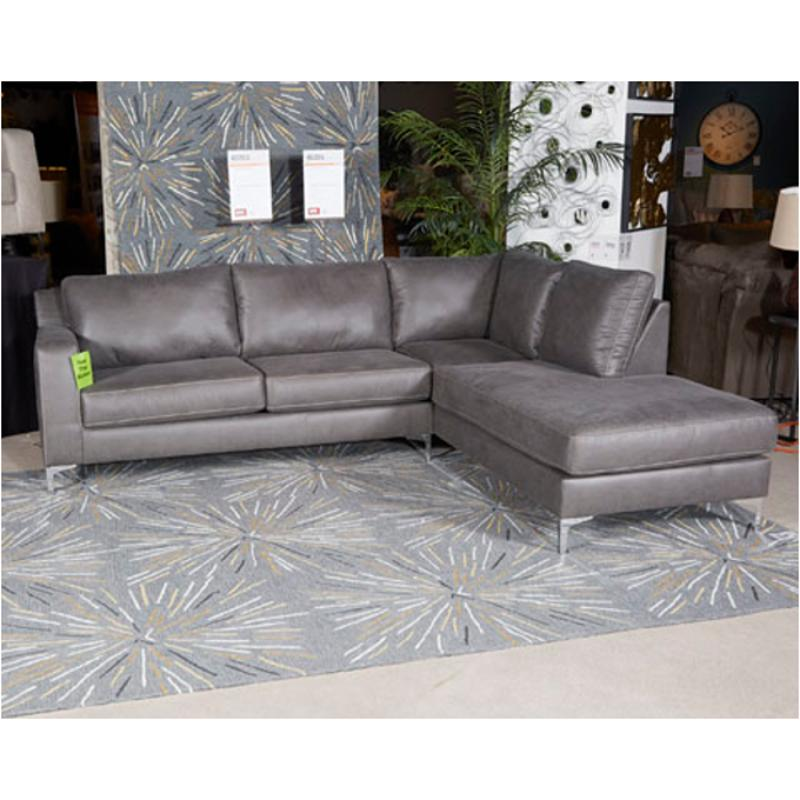 4020367 Ashley Furniture Ryler - Charcoal Raf Sofa