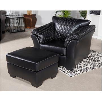 4050235 Ashley Furniture Betrillo - Black Living Room Loveseat