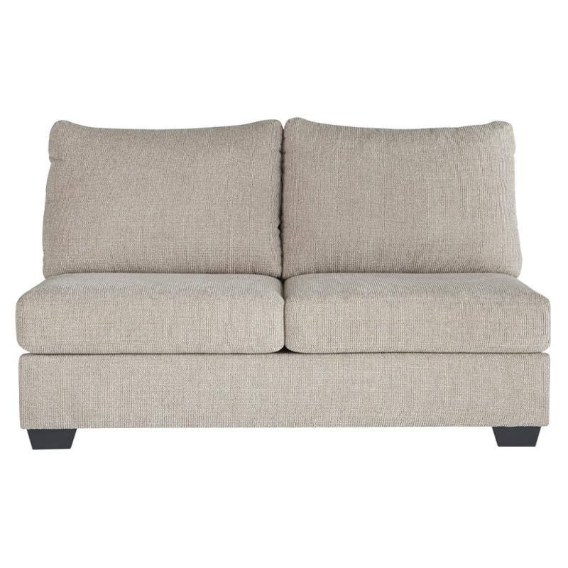 Pleasing 5150334 Ashley Furniture Baranello Armless Loveseat Evergreenethics Interior Chair Design Evergreenethicsorg