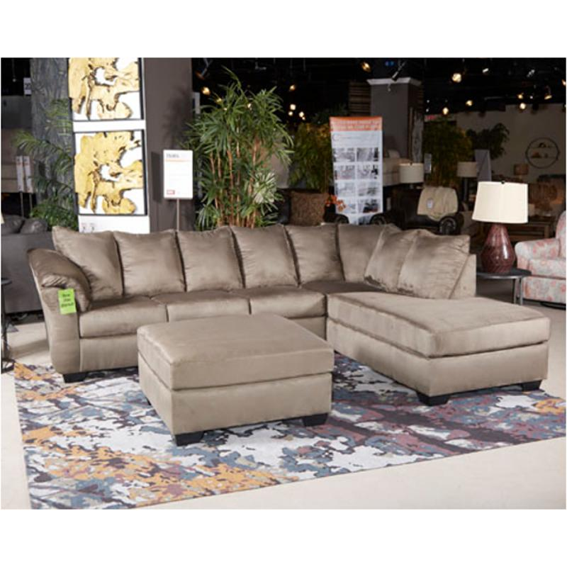Awesome 7500917 Ashley Furniture Darcy Steel Raf Corner Chaise Caraccident5 Cool Chair Designs And Ideas Caraccident5Info